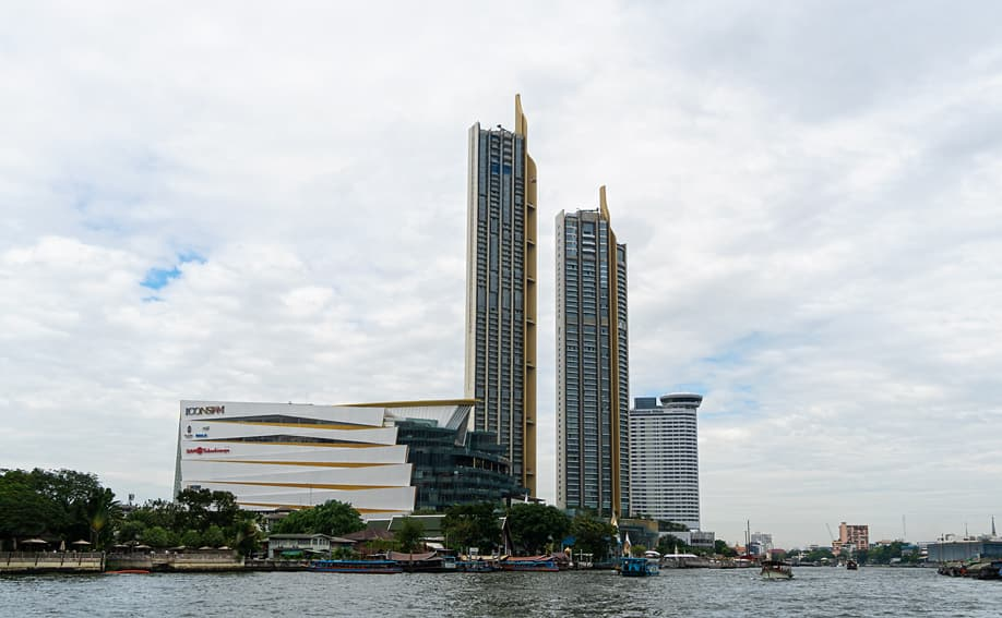 Iconsiam Bangkok.