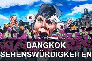 Die besten Sehenswürdigkeiten von Bangkok