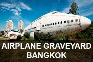 Flugzeugfriedhof in Bangkok - Airplane Graveyard Bangkok