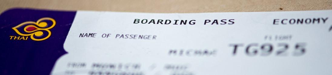 Thailand Flug buchen: günstige Flüge finden