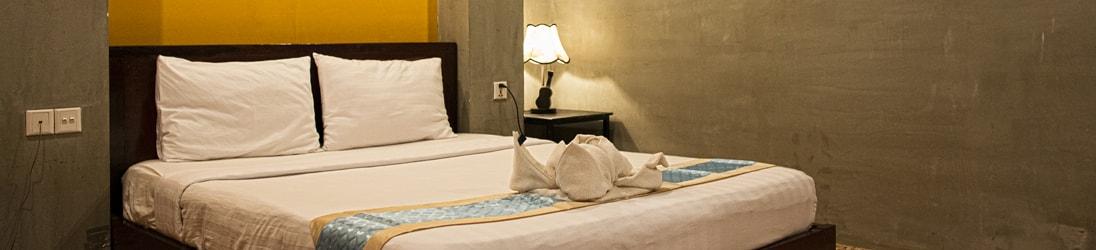 Thailand Hotels - Mittelklassehotel in Thailand