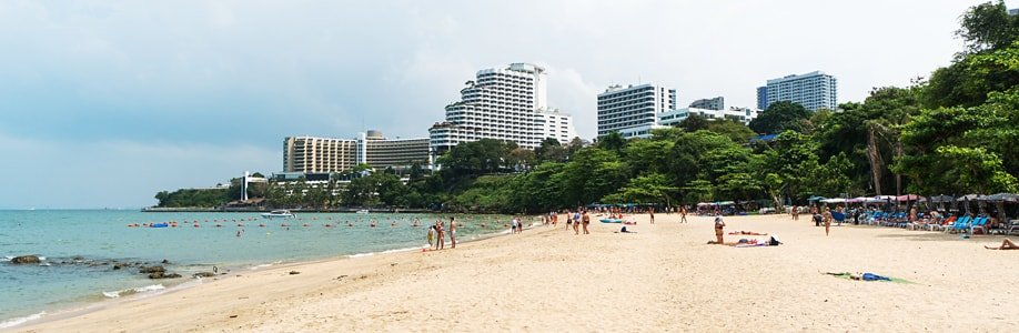 Der Cosy Beach in Pattaya.