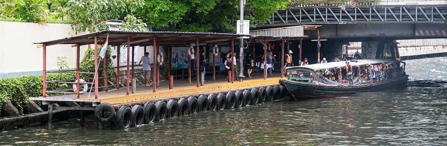 Pier am Khlong Saen Seap