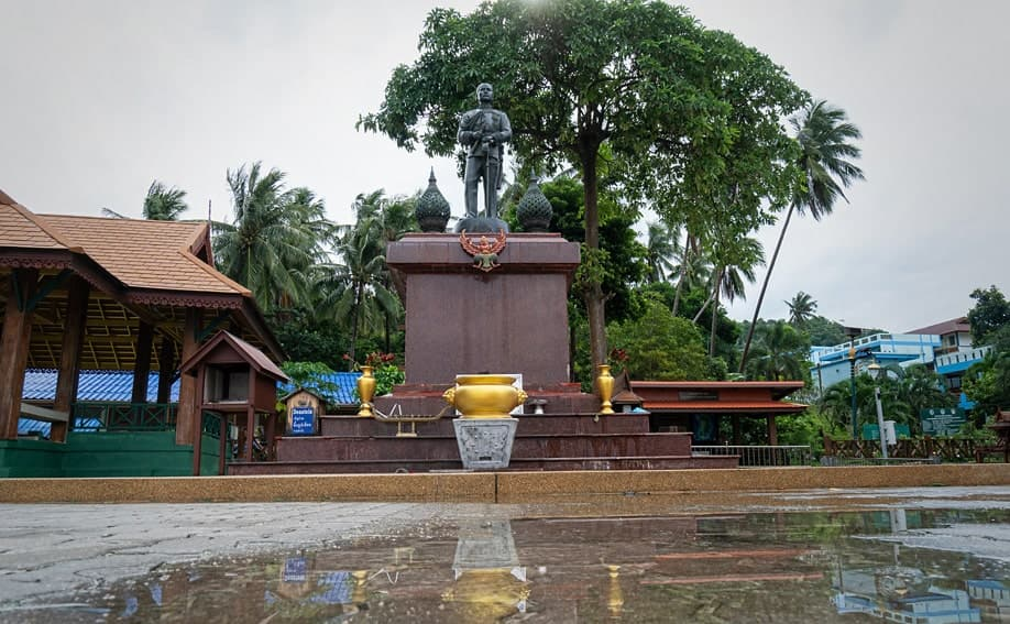 King Rama V Monument.