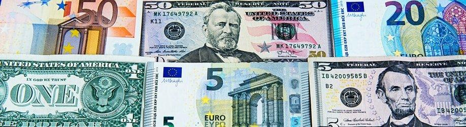 Geld in Thailand - Fremdwährungen