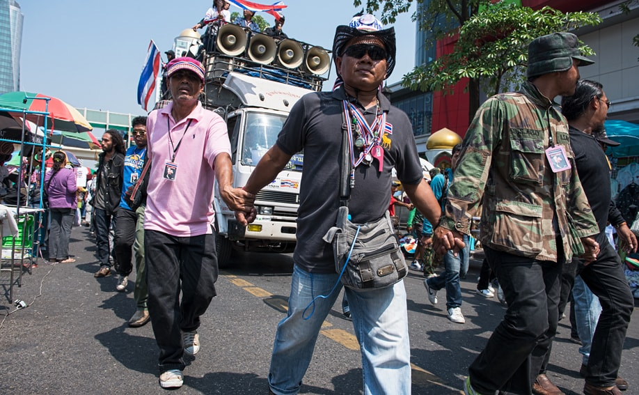 Thailand Sicherheit - Demonstrationen in Bangkok