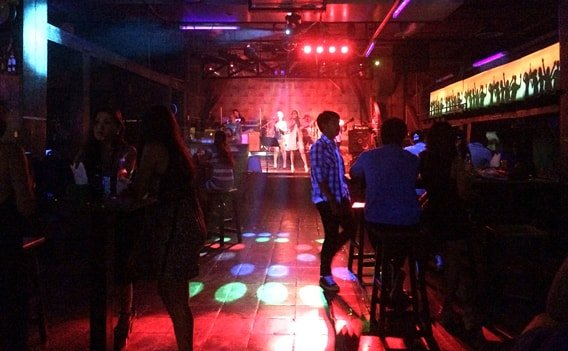 Club in Hua Hin
