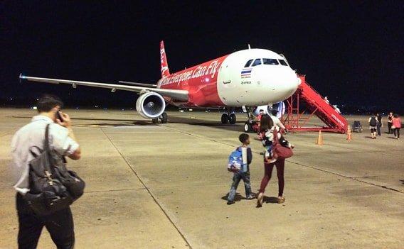 Inlandsflüge Thailand