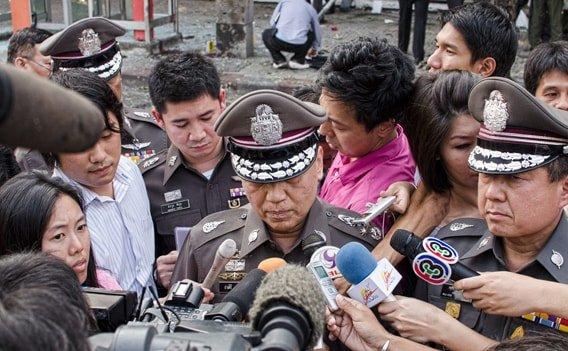 Thailand Sicherheit - Versicherung für Reiseabbruch